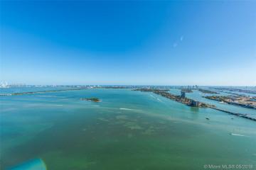 Home for Sale at 1900 N Bayshore Dr #PH5001, Miami FL 33132