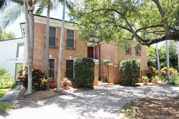 Home for Rent at 1265 S Alhambra Cir #B, Coral Gables FL 33146