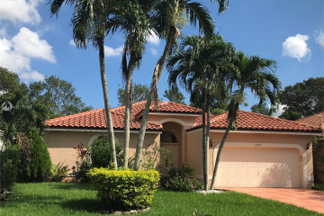 Home for Sale at 7252 NW 58th Way, Parkland FL 33067