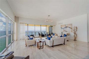 Home for Sale at 17749 Collins Ave #3201, Sunny Isles Beach FL 33160