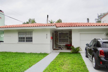 Home for Rent at 828 Genoa St, Coral Gables FL 33134