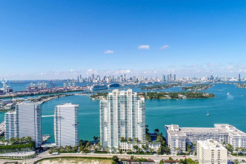 Home for Sale at 650 West Ave #PH17, Miami Beach FL 33139