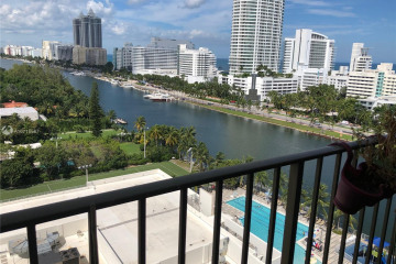 Home for Sale at 4101 Pine Tree Dr #1409, Miami Beach FL 33140