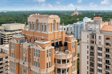 Home for Rent at 600 Coral Way #PH-15, Coral Gables FL 33134-7517