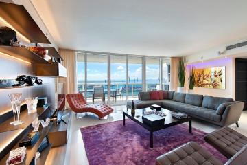 Home for Sale at 400 Alton Rd #3503, Miami Beach FL 33139