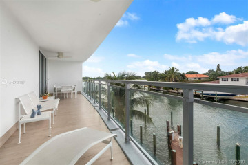 Home for Sale at 9400 W Bay Harbor Dr #303, Bay Harbor Islands FL 33154
