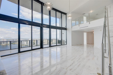 Home for Sale at 18555 Collins Ave #4004, Sunny Isles Beach FL 33160