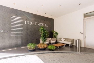 Home for Rent at 1010 Brickell Ave #1403, Miami FL 33131