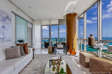 Home for Sale at 1100 Biscayne Blvd #4401, Miami FL 33132