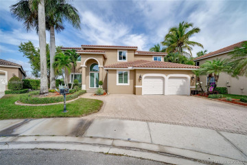 Home for Sale at 2569 Jardin Way, Weston FL 33327