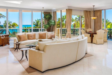 Home for Sale at 10225 Collins Ave #102, Bal Harbour FL 33154