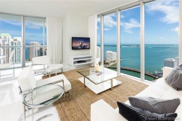 Home for Rent at 485 Brickell Av #3810, Miami FL 33131
