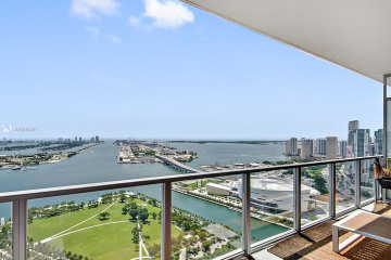 Home for Rent at 1100 Biscayne Blvd #4404, Miami FL 33132