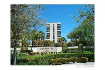 Home for Rent at 450 Ocean Drive #602, Juno Beach FL 33408