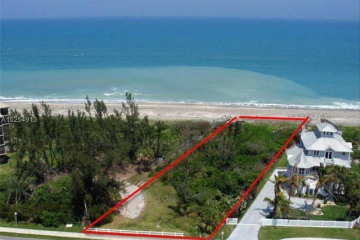 Home for Sale at 2431 NE Ocean Blvd, Hutchinson Island FL 34996