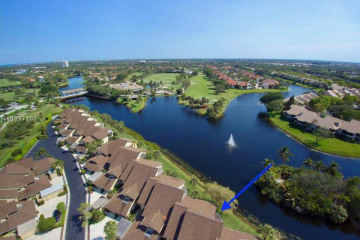 Home for Rent at 16913 Waterbend Drive #162, Jupiter FL 33477