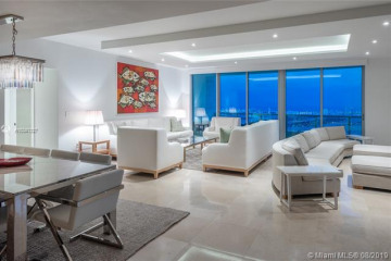 Home for Sale at 900 Biscayne Blvd #PH6001, Miami FL 33132