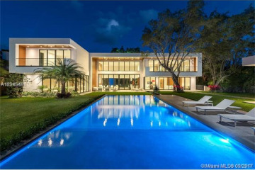 Home for Sale at 1641 S Bayshore Dr, Coconut Grove FL 33133