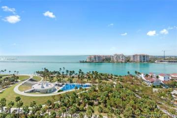 Home for Sale at 100 S Pointe Dr #1206, Miami Beach FL 33139