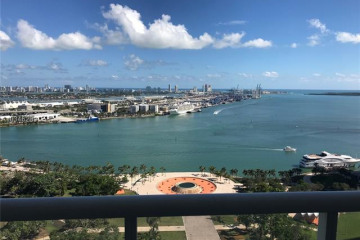 Home for Rent at 50 Biscayne Blvd #2710, Miami FL 33132