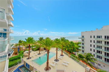 Home for Sale at 3801 Collins Ave #702, Miami Beach FL 33140