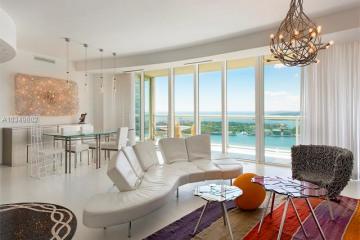 Home for Sale at 450 Alton Rd #3401, Miami Beach FL 33139