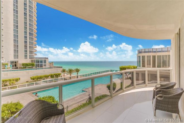 Home for Sale at 15811 Collins Ave #502, Sunny Isles Beach FL 33160