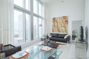 Home for Rent at 485 Brickell Ave #4004, Miami FL 33131