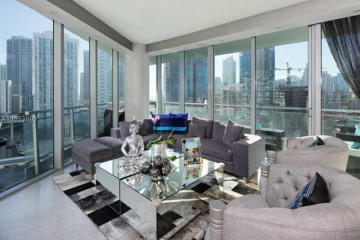 Home for Sale at 92 SW 3 St #1901, Miami FL 33130
