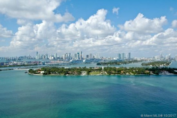 Home for Rent at 650 West Ave #1603, Miami Beach FL 33139