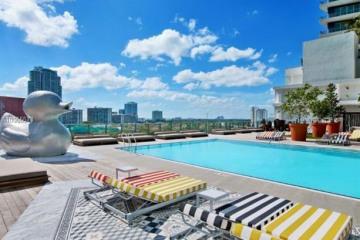 Home for Rent at 1300 S Miami Ave #4809, Miami FL 33130