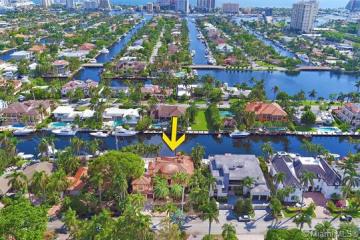 Home for Sale at 42 Nurmi Dr, Fort Lauderdale FL 33301