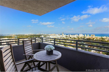 Home for Rent at 1330 West Ave #3107, Miami Beach FL 33139