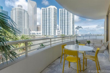 Home for Sale at 888 Brickell Key Dr #404, Miami FL 33131
