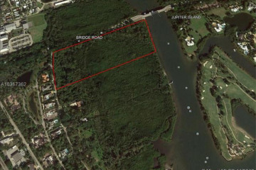 Home for Sale at Se Laurel Ln, Hobe Sound FL 33455