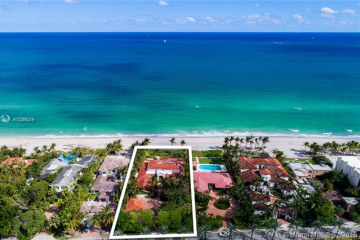Home for Sale at 655 Ocean Blvd, Golden Beach FL 33160