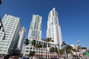 Home for Sale at 253 NE 2nd St #2001, Miami FL 33132