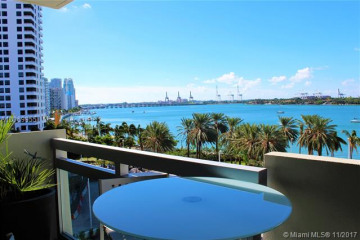Home for Rent at 1500 Bay Rd #618S, Miami Beach FL 33139