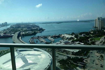 Home for Sale at 888 Biscayne Bl #4204, Miami FL 33132