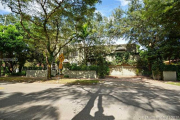 Home for Sale at 1237 Ferdinand St, Coral Gables FL 33134