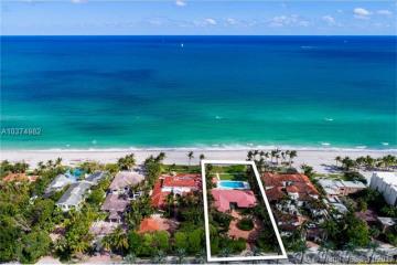 Home for Rent at 649 Ocean Blvd, Golden Beach FL 33160