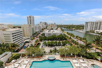 Home for Sale at 4401 Collins Av #1206, Miami Beach FL 33140
