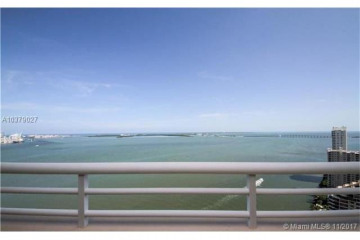 Home for Rent at 808 Brickell Key Dr #3106, Miami FL 33131