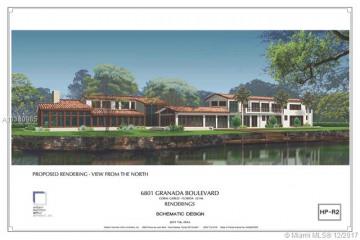 Home for Sale at 6801 Granada Blvd, Coral Gables FL 33146