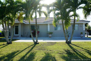 Home for Sale at 21490 SW 198th Ave, Miami FL 33187