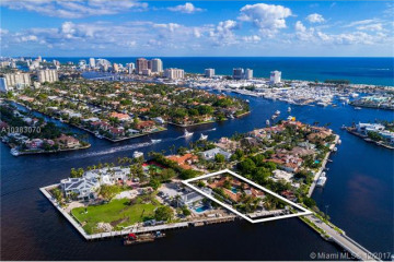 Home for Sale at 1 Harborage Isle Drive, Fort Lauderdale FL 33316
