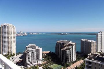 Home for Sale at 801 Brickell Key Blvd #PH07, Miami FL 33131