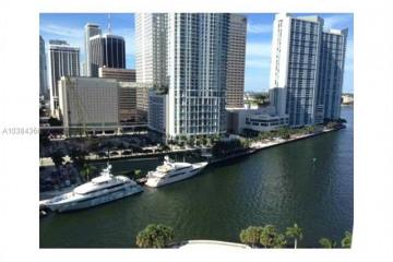 Home for Rent at 475 Brickell Av #1614, Miami FL 33133