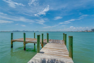 Home for Sale at 5860 N Bay Rd, Miami Beach FL 33140