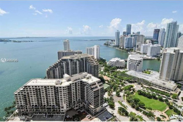 Home for Sale at 848 Brickell Key Dr #4301, Miami FL 33131